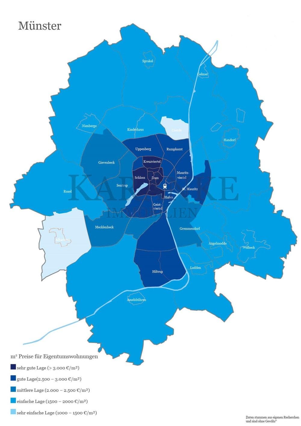 Immobilienbewertung Münster immobilienbewertung in münster karänke immobilien